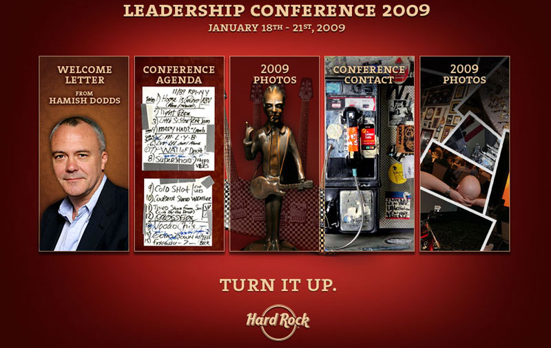 Leadership Conference 2009